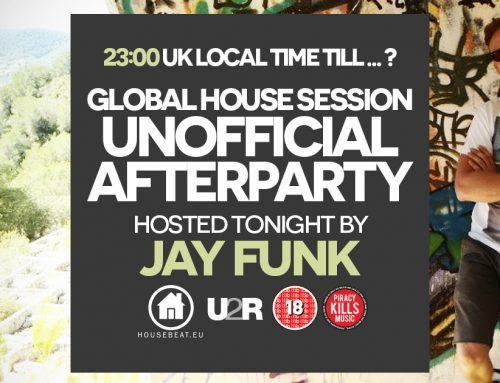 Jay Funk – GHS Unoffical afterparty live on House Beat radio (H&G 3hrs take over show w/chat)