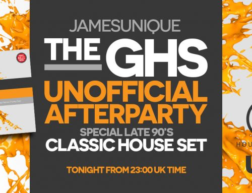 GHS Unofficial Afterparty with extended Classic House mix