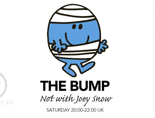 The Bump – 10th October – JC Unique standing in