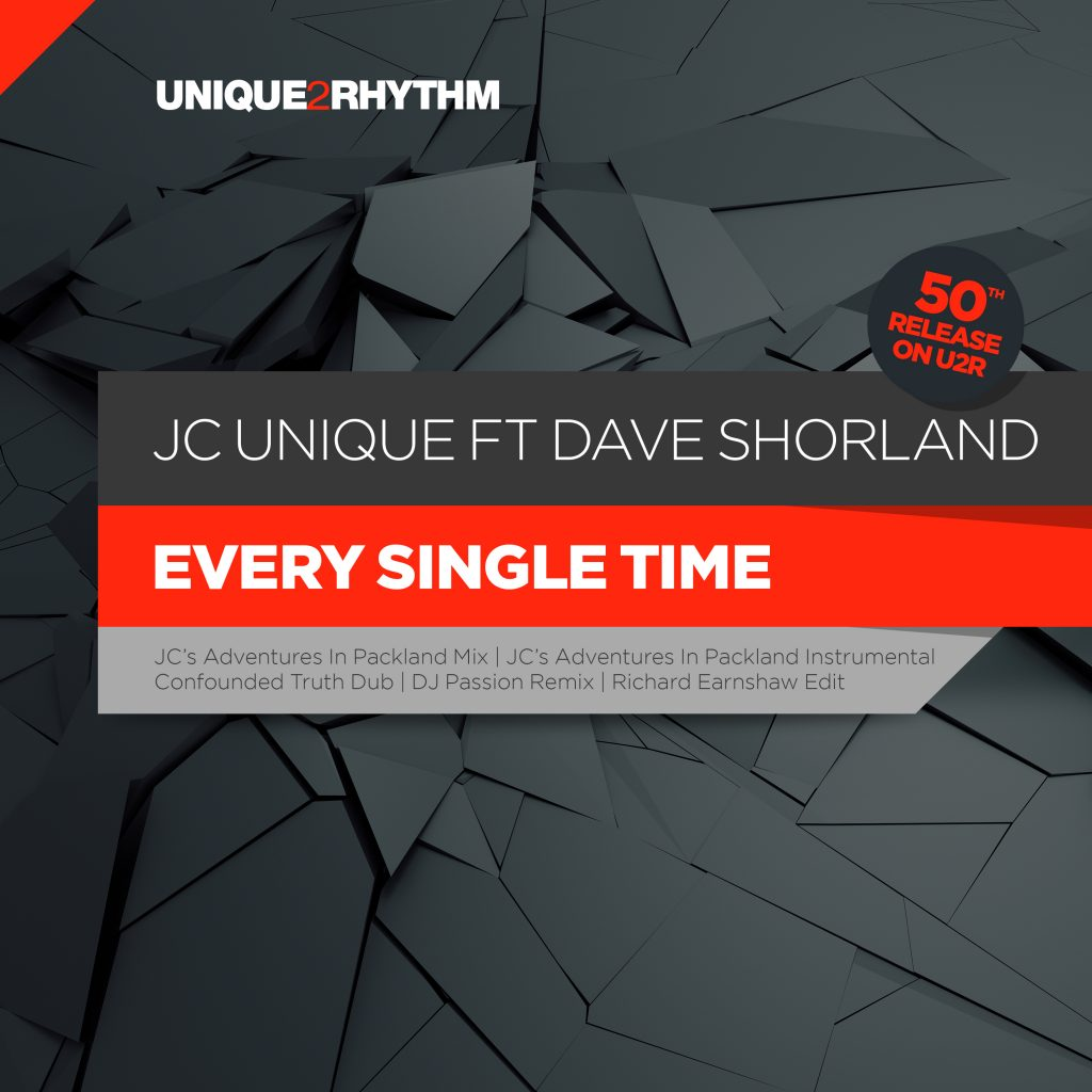 JC Unique and Dave Shorland - Every Single Time