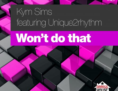 Kym Sims and U2R collaboration removed from Unique2rhythm catalogue